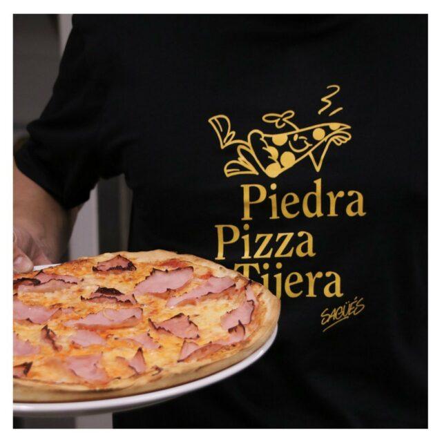 Piedra Pizza Tijera