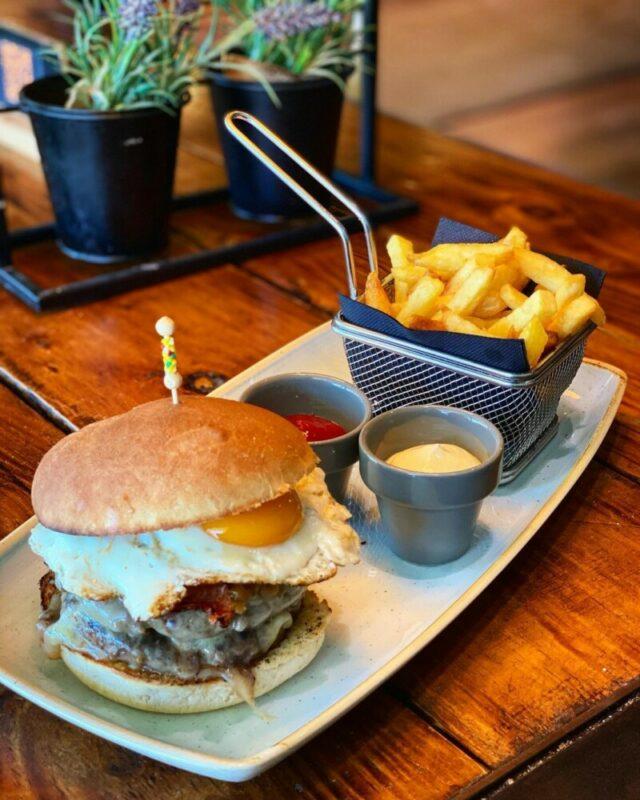 LIO burger