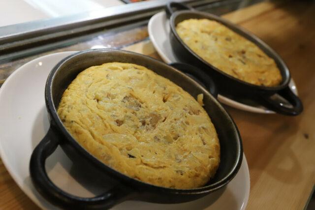 La Rebotika tortilla