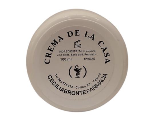Crema Farmacia Bronte