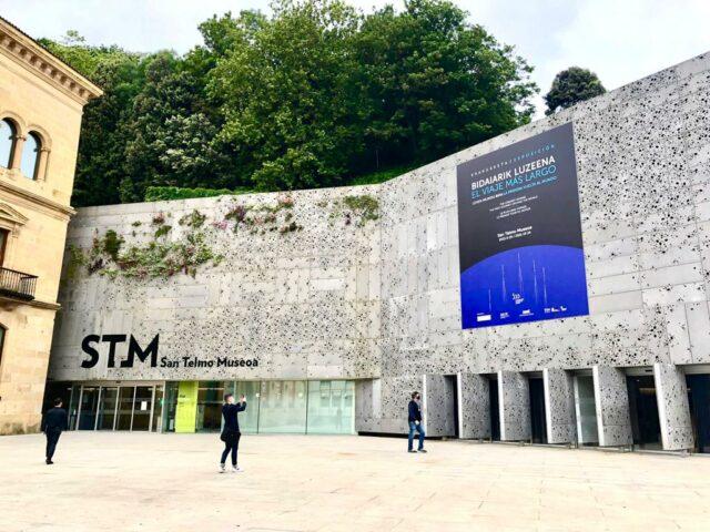 San Telmo Museoa El viaje más largo