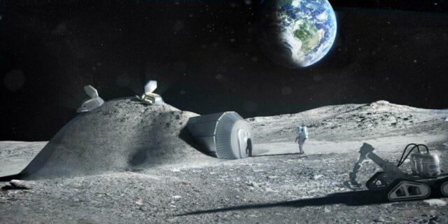 habitat lunar