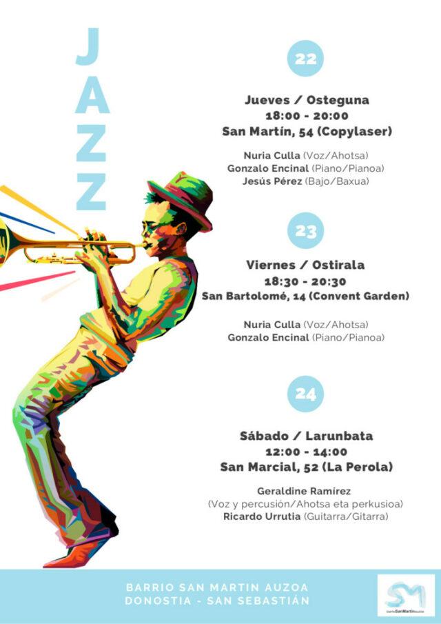 Concierto Jazzaldi Perola