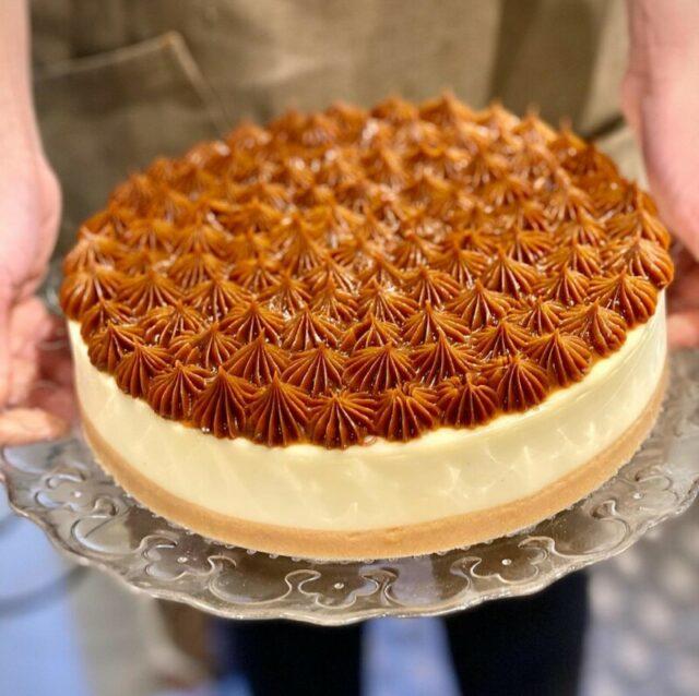 Maiatza tarta queso
