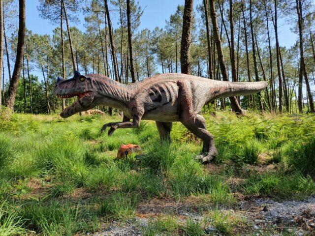 Parque Dinosaurios
