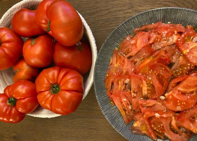 Xiri tomates