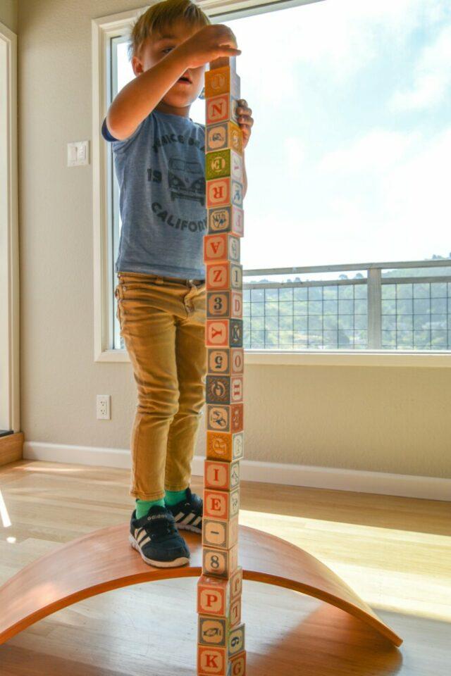 Abracadabra Kinderboard