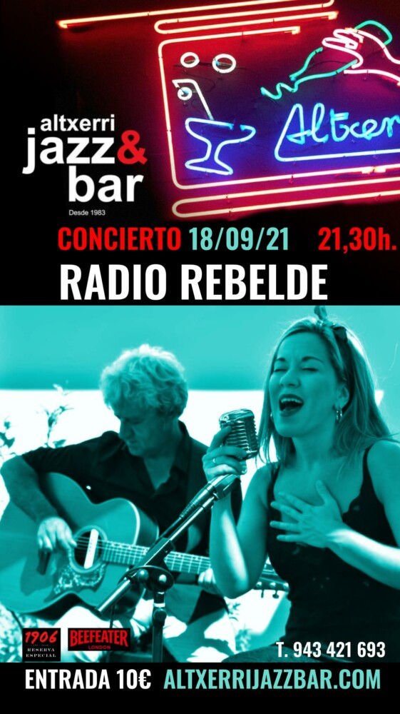 Altxerri Festival Radio Rebelde